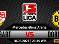 Prediksi Bola VfB Stuttgart Vs Borussia Dortmund 10 April 2021