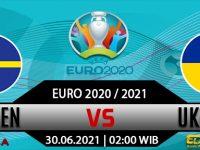Prediksi Bola Swedia Vs Ukraina 30 Juni 2021