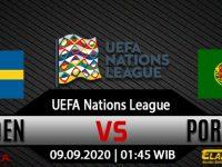 Prediksi Bola Swedia Vs Portugal 09 September 2020