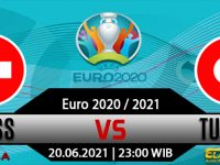 Prediksi Bola Swiss vs Turki 20 Juni 2021