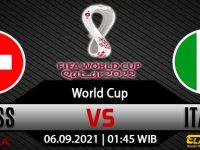 Prediksi Bola Swiss Vs Italia 06 September 2021