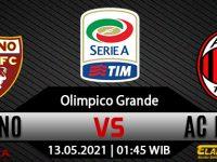 Prediksi Bola Torino vs AC Milan 13 Mei 2021