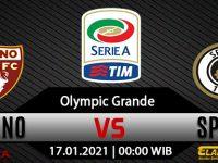 Prediksi Bola Torino vs Spezia 17 Januari 2021