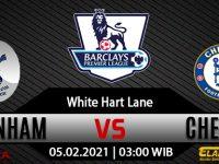 Prediksi Bola Tottenham Hotspur vs Chelsea 05 Februari 2021