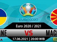 Prediksi Bola Ukraina vs Makedonia 17 Juni 2021