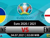 Prediksi Bola Ukraina Vs Inggris 04 Juli 2021