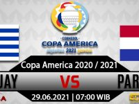 Prediksi Bola Uruguay Vs Paraguay 29 Juni 2021