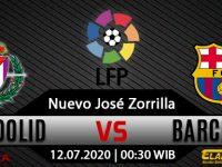 Prediksi Bola Real Valladolid Vs Barcelona 12 Juli 2020