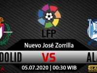 Prediksi Bola Real Valladolid vs Alaves 05 Juli 2020
