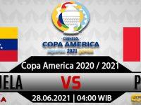 Prediksi Bola Venezuela Vs Peru 28 Juni 2021