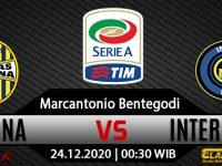 Prediksi Bola Hellas Verona Vs Inter Milan 24 Desember 2020