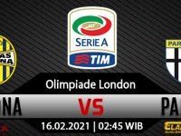 Prediksi Bola Hellas Verona Vs Parma 16 Februari 2021