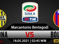 Prediksi Bola Verona vs Bologna 18 Mei 2021