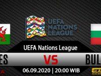 Prediksi Bola Wales Vs Bulgaria 06 September 2020