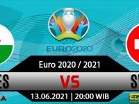 Prediksi Bola Wales vs Swiss Sabtu 12 Juni 2021
