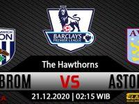 Prediksi Bola West Brom vs Aston Villa 21 Desember 2020