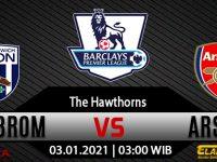 Prediksi Bola West Brom vs Arsenal 03 Januari 2021