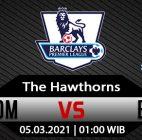 Prediksi Bola West Bromwich Albion Vs Everton 05 Maret 2021