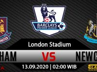 Prediksi West Ham United Vs Newcastle United 13 September 2020 Pukul 02.00 WIB