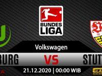 Prediksi Bola Wolfsburg vs Stuttgart 21 Desember 2020