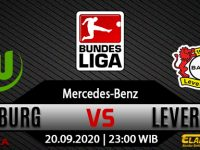 Prediksi Bola Wolfsburg vs Bayer Leverkusen 20 September 2020