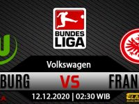 Prediksi Bola Wolfsburg vs Eintracht Frankfurt 12 Desember 2020