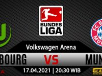 Prediksi Bola Wolfsburg Vs Bayern Munchen 17 April 2021