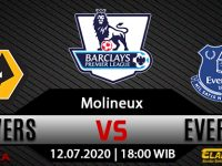 Prediksi Bola Wolverhampton Wanderers Vs Everton 12 Juli 2020