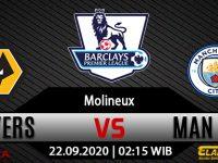 Prediksi Bola Wolverhampton Vs Man City 22 September 2020